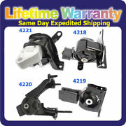 Motorking For Toyota Corolla 2003-2008 1.8l Engine Motor And Trans Mount Auto Set