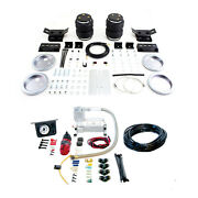 Air Lift Control Air Spring And Single Path Leveling Kit For Silverado 2500/1500hd