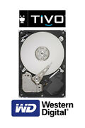2tb Tivo Premiere Series 4 Replacement Hard Drive For Tcd750500 Dvr +2000 Hrs.