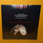 1999 Pioneer The Blair Witch Project Laser Disc Laserdisc Ntsc Mint Sealed Rare