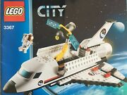 Lego City Space Shuttle 3367 Retired Free Shipping