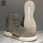 Adidas Yeezy 750 Boost Size 12 Lbrown/cwhite/lbrown - B35309 100 Authentic