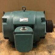 Reliance 60 Hp Motor P36g23k 230/460vac 3-phase 1180 Rpm Cont. Duty