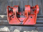 1964 International 504 Gas Utility Tractor 3 Point Hitch Top Link Mount Bracket