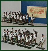 King And Country Glossy Grpd1 10th Gurkha Rifles Pipes And Drum Band Aa-11383/s2