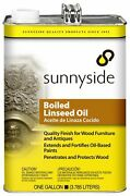 Sunnyside 872g1 Boiled Linseed Oil 1-gallon - Quantity 6