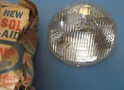 Headlight Bulb 6 Volt 1940-1950and039s Cars And Trucks New Old Stock 6006 Tungsol