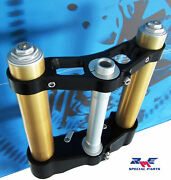 For Ducati Panigale 1199 R/s-only Robby Moto Adjustable Offset Triple Clamps Kit
