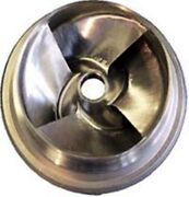 New American Turbine Aluminum Impeller For Most A/t And Dominator Pumps Any Cut