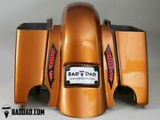 Bad Dad 2014+ Replacement Summit Fender With 992 Taillight And Turn Signals