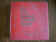 Ih Farmall International Mccormick Early 1970and039s General Line Catalog 966 1066