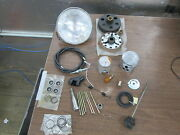 Misc Japanese Motorcycle Dealer Wholesale Parts Lot 66.75mm And 49mm Pistons Etc