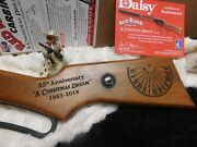 Daisy Red Ryder Christmas Story Dream Bb Gun Compass And Sundial Limited Edition