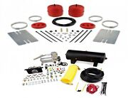 Air Lift Load Control Air Spring And Single Path Leveler Kit For Jeep Liberty Kj