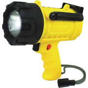 Water Resistant Led Battery Operated Spot Light For Boats - 3 Light Modes