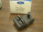 Nos Oem Ford 1982 1987 Lincoln Continental Power Seat Switch 1983 1984 1985 1986