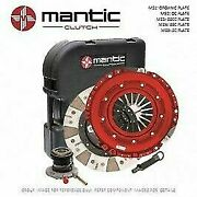 Mantic Stage 3 Clutch Kit For Holden Commodore Vf 6.0 L Mpfi Gen4ls2 5/13-9/15