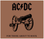 Ac/dc - For Those About To Rock We Salute You Vinyl Lp Andbull New Andbull Malcolm Young