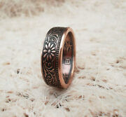Coin Ring, Japanese Coin Ring, Coin Ring, Bronze Ring, Japanese Jewelry Handmade