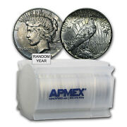 Special Price 1922-1935 Peace Silver Dollars Culls Tube Of 20