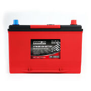 95d31l 12v 80ah 1800cca Lithium Iron Phosphate Battery Lifepo4 Automobile W/bms