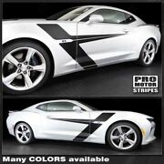 Chevrolet Camaro 2010-2021 Side Accent Sport Stripes Decals Choose Color