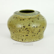 Mid Century Pottery Kypridakis Pot Vase Art Object Signed 1967 California Studio