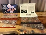 1989 Uncirculated Coin Set/ Sold A Group Of 24 Coins