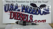 6 50hp New Oem Alloy Stainless Style Dodge 5.9l Diesel Truck Injectors 04.5-07