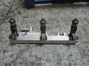 2017 Suzuki 4-stroke Df50a Outboard Fuel Rail And Injector Set 15710-85k00
