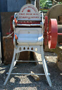 Restored Barford Perkins Feed Mill Vintage Farm Agricultural Decorative Feature