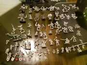 Vintage Dungeons And Dragons, Game Workshop And War Hammer+ Mixed Lot 70 Pieces
