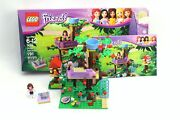 Complete Lego Friends 3065 Olivia's Tree House