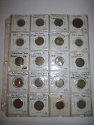 100 Metal Tokens - Collectible - Rare - Metal - Find Your Treasures - Lot 5