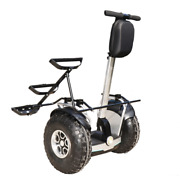 Angelol 2400w/60v Off Road Electric Self Balance Golf Cart Vehicle Gps And App