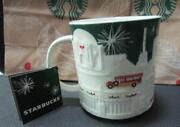 2015 Starbucks Manila Christmas Relief Philippines Jeepney Mug 16 Oz Sold Out