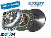 Exedy Twin Plate Clutch Kit For Ford Mustang Shelby Gt500 5.4l V8 Inc Flywheel