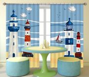 3d Tower Paint 727 Blockout Photo Print Curtains Drapes Fabric Window Us Carly