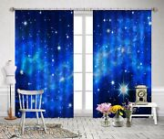 3d Starlight 98 Blockout Photo Print Curtains Drapes Fabric Window Us Carly