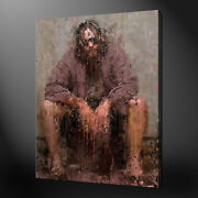 The Dude Big Lebowski Canvas Print Picture Wall Art Free Fast Uk Delivery