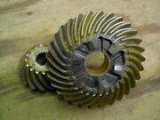 Gear Set Forward And Pinion Omc Part Number 0986941