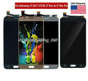 For Galaxy Halo Sm-j727az Cricket J727t1 J727t Complete Lcd Screen Touch Usa Lot