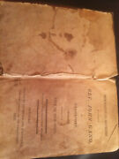 1806 Antique Book - Biographical Memoirs Of The Late Rev. John Gano - First Ed.