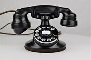 Vintage Antique Western Electric 102 B1 Rotary Dial Telephone - Fully Restored