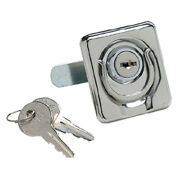 Stainless Steel Locking Lifting Ring Latch For Boats Rvs And More