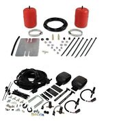 Air Lift Control Air Spring And Dual Path Leveling Kit For Pilot/odyssey/mdx