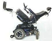 Permobil C300 Power Chair   18x19 Seat   Tilt And Power Elevating Legs   18x19