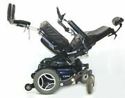 Permobil C300 Power Chair | 18x19 Seat | Tilt And Power Elevating Legs | 18x19