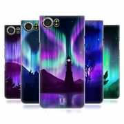 Head Case Designs Northern Lights Back Case And Wallpaper For Blackberry Phones
