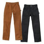 Firm Duck Double-front Work Dungaree | Work Pant | Arbeitshose B01